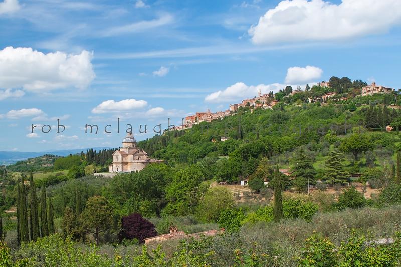 Maddonna di San Biagio , Montepulchiano , Tuscany