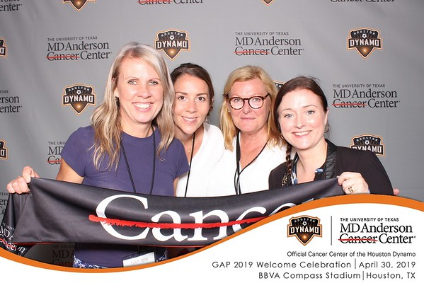 MD Anderson GAP 2019 Welcome Celebration - Photos