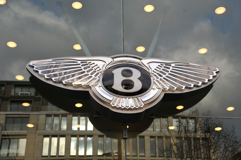 Bugatti Showroom, Berlin.