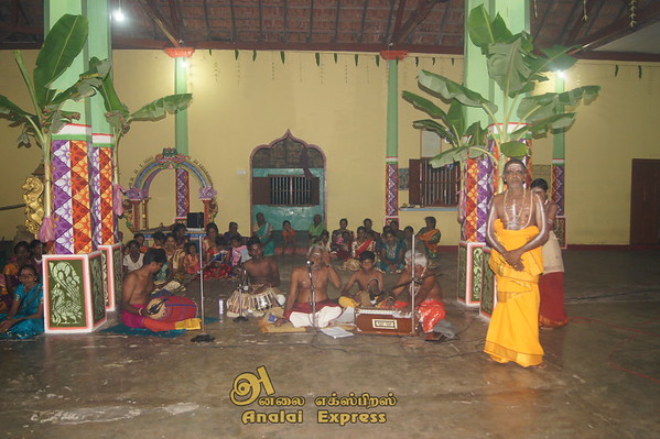 அனலை-புளியந்தீவு நாகேஸ்வரன்(சிவன்)  திருக்கோவில்  சப்பறத்திருவிழா-2017