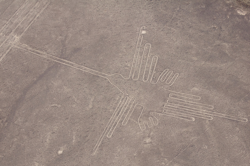 The Hummingbird – Nazca Lines