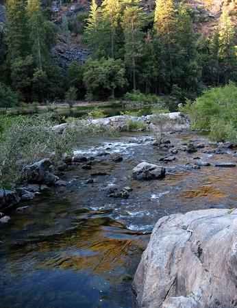 Tuolumne River/Preston Falls - August 17-19, 2007