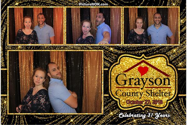 Grayson County Shelter Prints