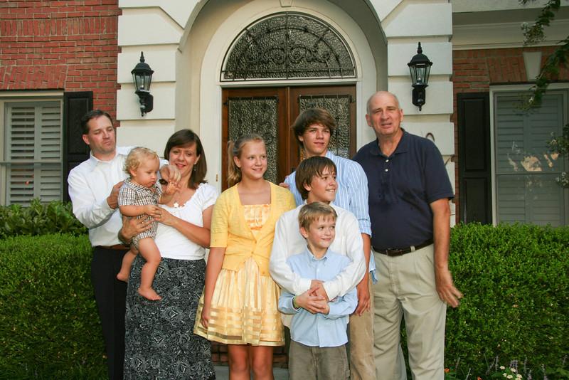 Erickson Family
