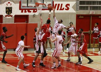 1/23/2009 vs Proviso West Varsity