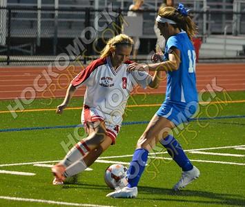Milford girls soccer Hopedale 9/2/14