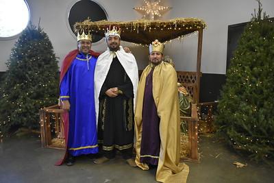 01-06-2019 Epifania del Señor (Dia de Reyes)