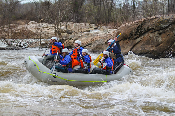 River City Adventures 3-19-16 Morning and Afternoon