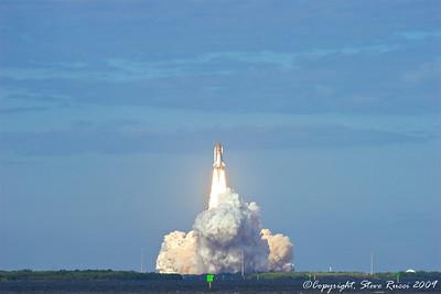 Space Shuttle Atlantis Launch (STS-129)