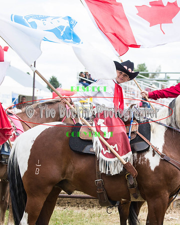 Foremost Rodeo 2015 Sunday Perf