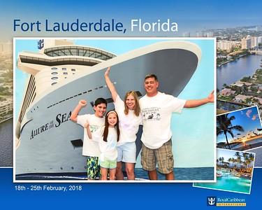 2018 Cruise: Bahamas, St. Thomas, St. Kitts