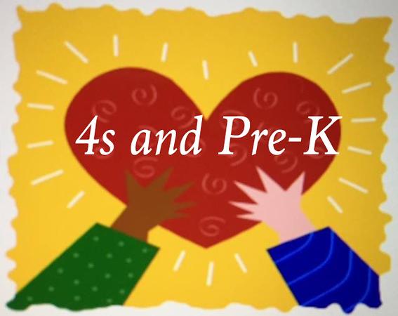 LPLL Preschool 2018 4s and Pre-K Class