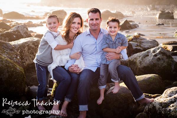 Gould Family . Dana Point