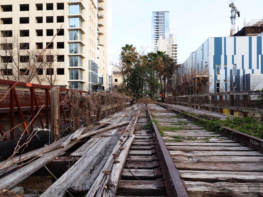 Rusty Remnants - Austin, Texas