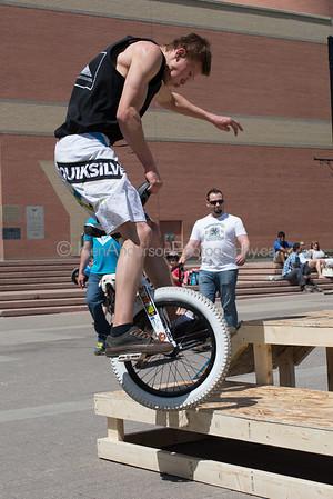 MEC Bike Fest Uni Cycle Trials