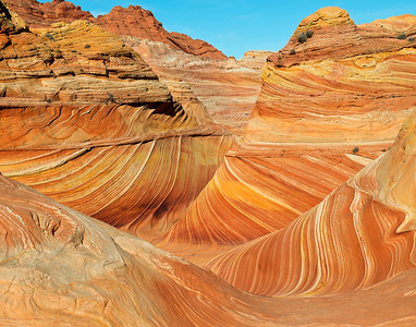North Coyote Buttes - the Wave