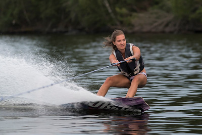 Waterskiing and Wakeboarding
