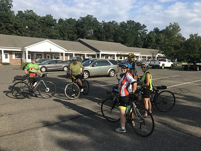 August 14 Saturday Traditional Ride