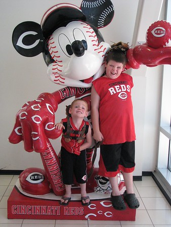 Reds vs Brewers May 2011