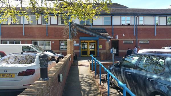 Carfax NHS Medical Centre 2017