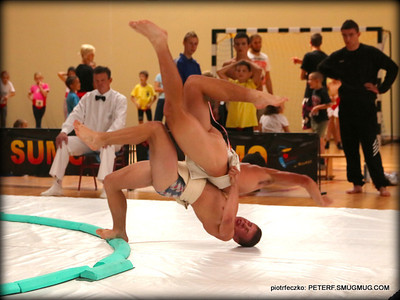 Poland Sumo Cup Warsaw september 2012
