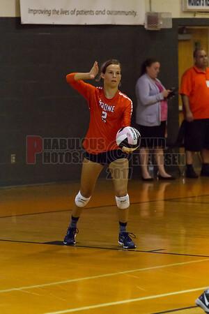 Varsity Volleyball #2 - 2017