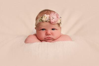 Georgia Tallman- Newborn