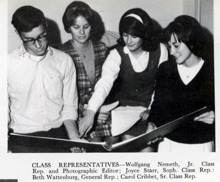 Rosemary Class Representatives
