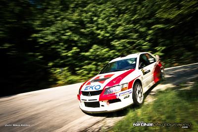 Rally Kentauros 2012