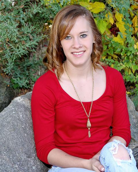 Alissa Bauer Senior Pics