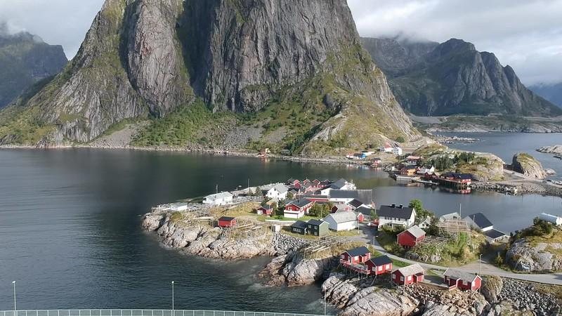9-1-17241725lofoten Nusfjord Fishing Village.MP4