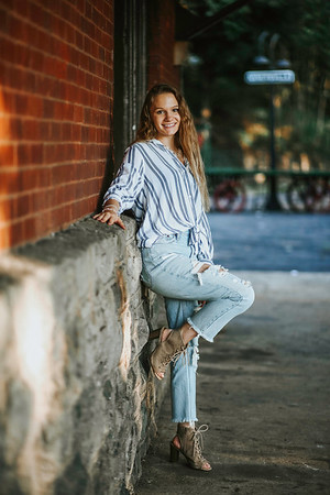 Chelsea {Class of 2019}