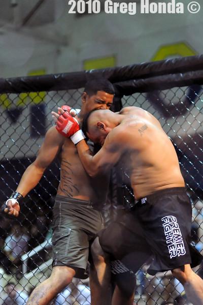 Jesse Lindley vs Rob Torres