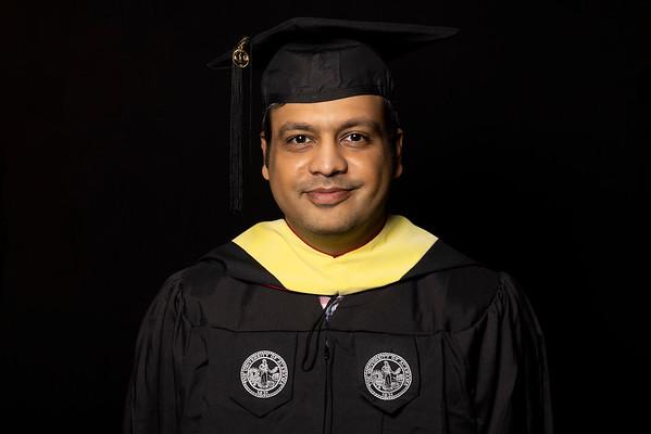 Vishal Shah Graduation