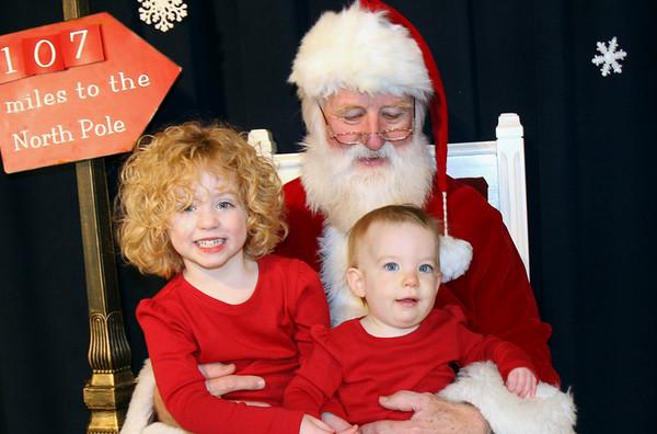 Santa Pictures 2007