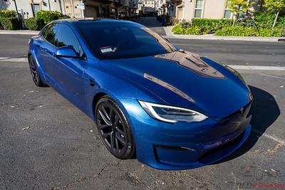 DYNOPrism Full Wrap - Model S Plaid