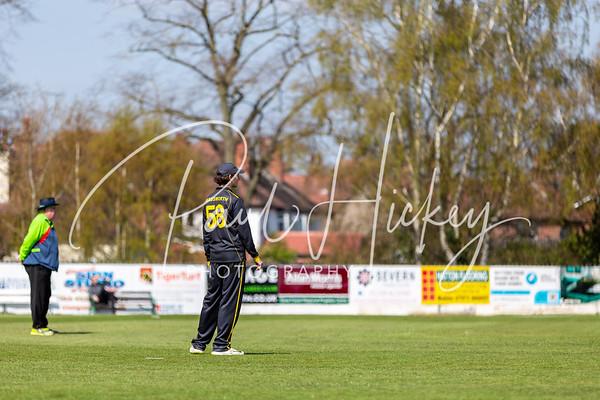 Kidderminster Cricket Club vs Walsall Cricket Club 17/04/21