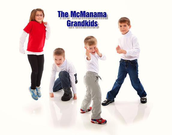 McManama Grandkids