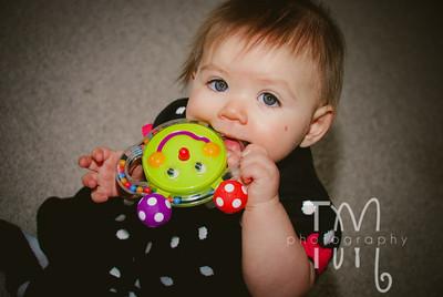 Taryn 9 Months