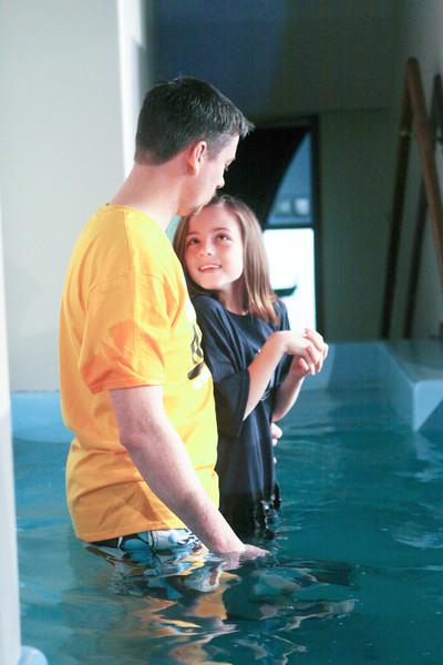 2013 Allie Henwood Baptism