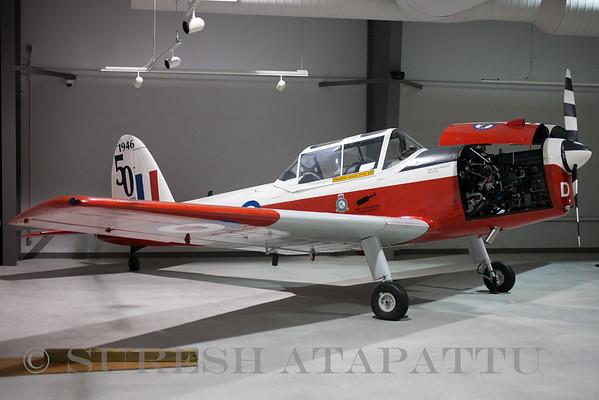 Musuem Aircraft