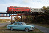 Cape May Seashore Lines<br /> Woodbine, New Jersey<br /> November 7, 2009