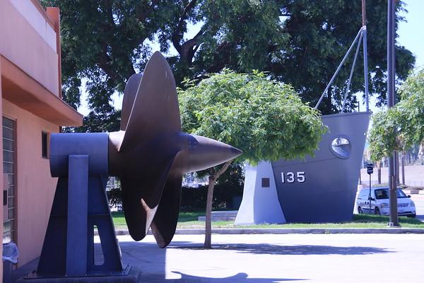 LA Maritime Museum 2018