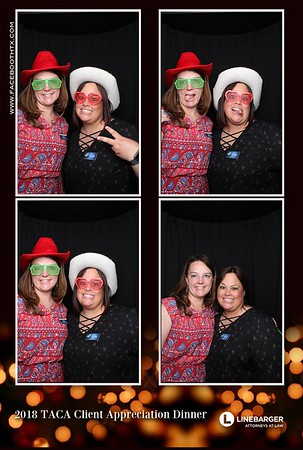 2018 TACA Client Appreciation Dinner-Linebarger