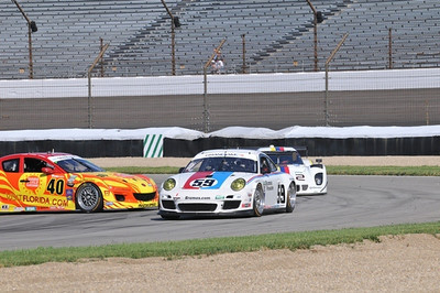 Grand Am Sports Cars at Indy