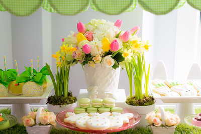 Easter Bunny Brunch: A Styled Shoot