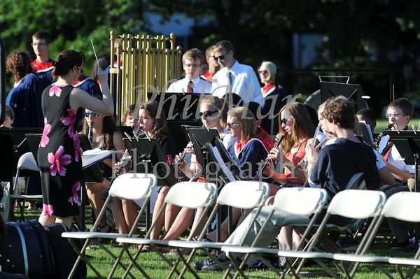 Wyomissing High School Graduation 2011