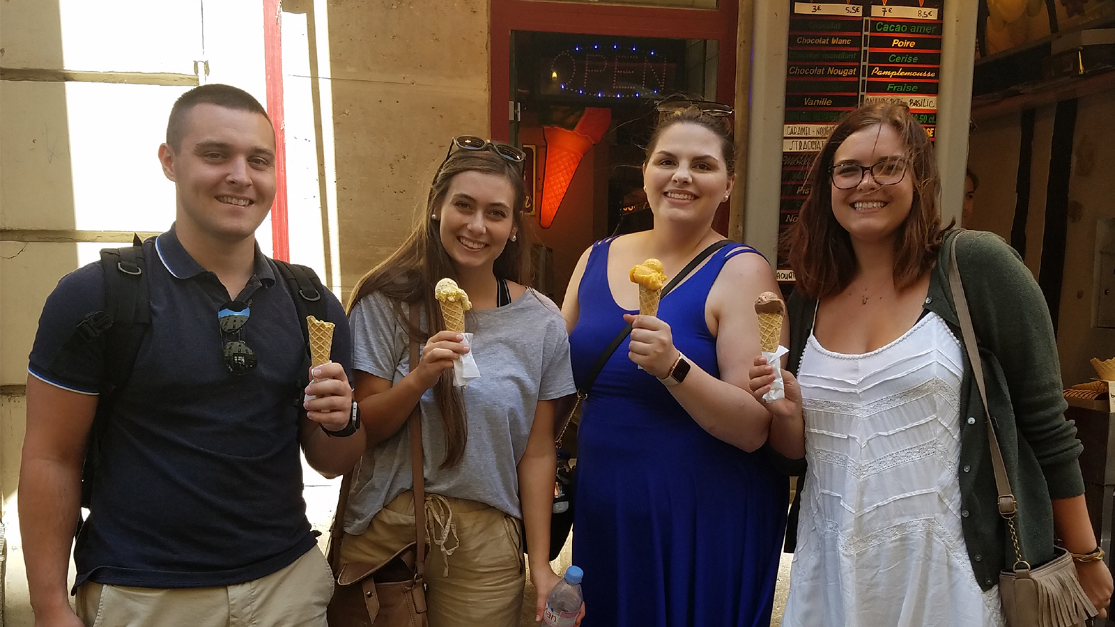 Image for Students gain deeper understanding of French culture from virtual study abroad program