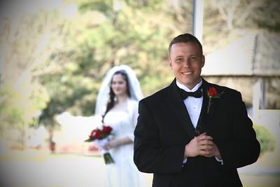 Alton and Autumn Wedding