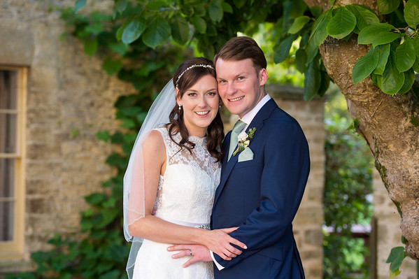 Katie & James at Orchardleigh Estate,  Frome in  Somerset.